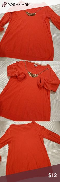 Old Navy Coral Colored Top Old Navy Coral Colored Top B Old Navy Tops