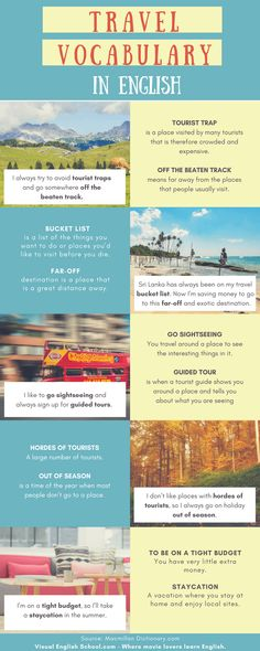 Learn English with a lovely TV commercial starring four British celebrities. Find out more about beautiful places in the UK and take the travel vocabulary quiz. visualenglishschool.com, #englishvocabulary, #travelvocabulary, #englishcollocations