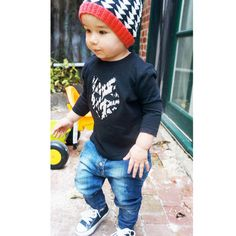 One kool Kapow kid. Little Boys, Hipster, Kids, Clothes, Collection, Style, Fashion, Young Children, Outfits