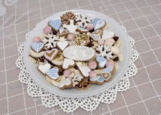 Vzpomínka na vánoční cukroví 2012