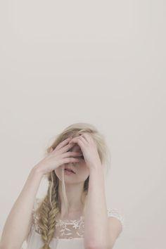 Akne bekämpfen Cute blonde girl