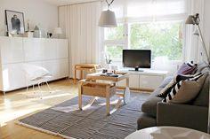 Valanti / Artek / Tikau / Artemide Tolomeo / Living room
