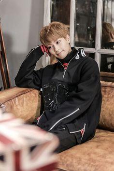 Heejun KNK 2nd mini album REMAIN Jacket photo