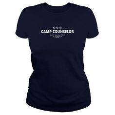 I Love CAMP COUNSELOR JOBS TSHIRT GUYS LADIES YOUTH TEE HOODIES SWEAT SHIRT VNECK UNISEX T shirts