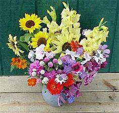 good list of cut flower perenials  Gardening Articles :: Flowers :: Perennials :: National Gardening Association