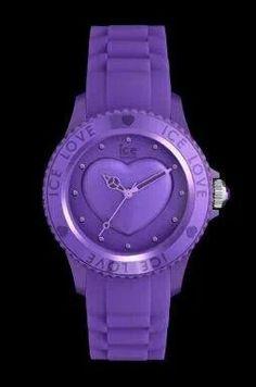 Nice purple watch