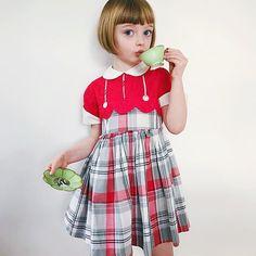 Cute Little Girls, Cute Baby Girl, Little Girl Dresses, Cute Kids, Girls Dresses, Girl Haircuts, Little Girl Hairstyles, Female Hairstyles, Young Fashion
