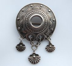 Beautiful Estonian Brooch - I have this exact one in my collection!