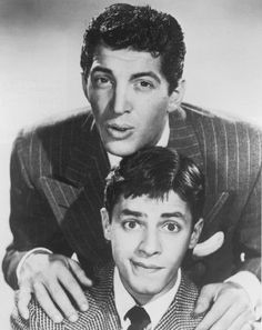"Dean Martin and Jerry Lewis ""The Martin and Lewis Radio Show Premier Episode"" 1948"