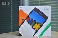 Microsoft's first phone Lumia 535 even removes the boot screen