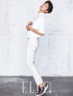 박보검이 직접 응답했습니다! | 엘르코리아(ELLE KOREA)