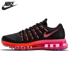 wholesale dealer 44162 4e57d Original New Arrival NIKE Air Max Women s Running Shoes Sneakers Vans Shoes,  Shoes Sneakers,