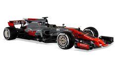 F1 | Svelata (ufficialmente) la nuova Haas VF-17