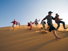 Namibia: Best Family Trip, National Geographic Travel [Photograph by John Warburton-Lee Photography, Alamy]