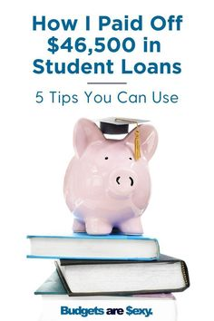 Check out these personal money tips that can help you to quickly pay off debt! You'll be surprised at how simple it can be too! It's time to get your finances in order! Student Loan Payment, Paying Off Student Loans, Money Tips, Money Saving Tips, Saving Ideas, I Pay, Debt Payoff, How To Stay Motivated, Finance Tips