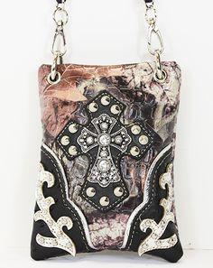 Beautiful Messenger Bag! #sale #handbag #bling