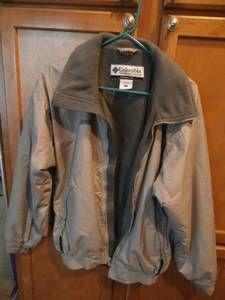 Columbia Mens Jacket Size S Westside Garage Yard Sales