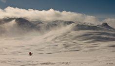 Wintertour in der Hardangervidda