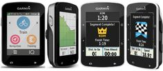 This post contains quick links to our best posts on Garmin Edge Bike Computers, including reviews and comparisons of Garmin Edge products.
