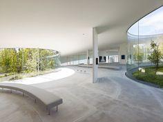 建築家が作った、日本のステキな美術館6選 軽井沢千住博美術館 西沢立衛