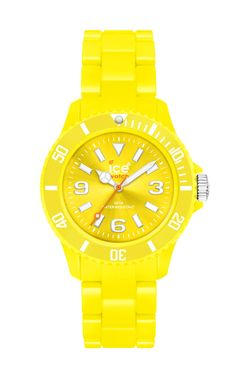 Ice Watch Classique : arc-en-ciel horloger