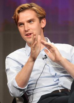 Interview with Dan Stevens (Matthew Crawley) on AfterElton.com