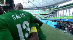 Mikel John Obi's Goal For Nigeria VS Denmark 2 0 Olympic Games