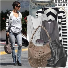618. Celebrity Style: Halle Berry