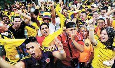 Colombia se blinda para partido de cuartos de final ante Brasil  #YoCreo en #Colombia #FuerzaColombia #VamosColombia   #Brasil #MundialBrasil2014 #Brasil2014