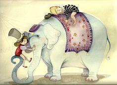 ¿Dónde está mi elefante? By Alicia Borges