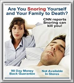 Stop Snoring Solutions