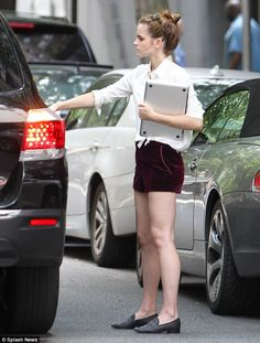 10 looks Street Style de Emma Watson
