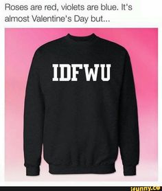 idfwu, valentines, day, roses