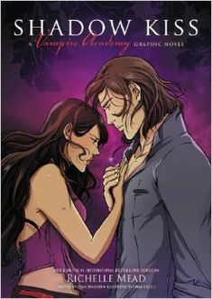 GENRE: Graphic Novel. SERIES:  Vampire Academy, Book 3. Senior Fiction. While Rose is coping with the darker effects of being shadow-kissed, her relationship with Dimitri is finally taking off, and when he disappears during a Strigoi attack on St. Vladimir's Academy, she must make a terrible choice.