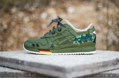 Rate these German Camo Asics by GO! Camo Fashion, Mens Fashion, Camouflage, Asics Gel Lyte Iii, Fresh Shoes, Vans Sneakers, Sports Shoes, Loafers Men, Behind The Scenes