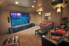 Small Movie Room Ideas   Interior Home Design Details : Http://www.