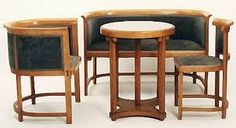 koloman moser furniture - Google Search