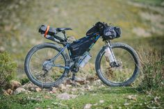 Jamis Dragonslayer, 27.5+ Bikepacking, 650+, B+
