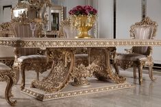 Luxury Dining Room, Entryway Tables, Furniture, Home Decor, Decoration Home, Room Decor, Home Furnishings, Home Interior Design, Home Decoration