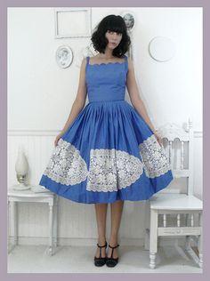 Vintage Party Dress