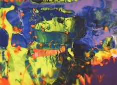 Available for sale from Dellasposa, Gerhard Richter, Aladin Chromogenic print mounted with Diasec on aluminium, rotated by 37 × 50 cm Roy Lichtenstein Pop Art, Art Informel, Caspar David Friedrich, Fluxus, Gerhard Richter, Keith Haring, Visual Effects, Impressionism, Trivia