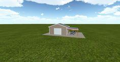 Cool 3D #marketing http://ift.tt/2p9fUtH #barn #workshop #greenhouse #garage #roofing #DIY