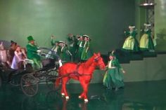 A Horse of a Different Color - Things You May Not Know About 'The Wizard of Oz' - Photos