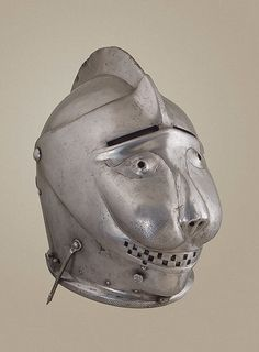 Helmet    Germany, 1520-1530    The Hermitage Museum