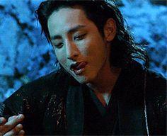 scholar who walks the night Asian Actors, Korean Actors, Asian Male Model, Lee Hyuk, Yoo Ah In, Lee Soo, Kdrama Actors, Character Aesthetic, Cute Gay
