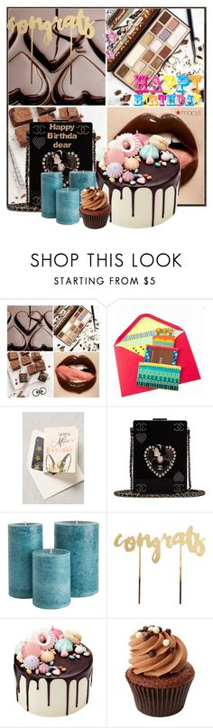 """happy birthday"" by faizasufyan ❤ liked on Polyvore featuring The First Snow and Chanel"