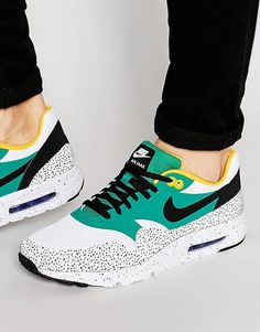 Image 1 ofNike Air Max 1 Ultra Essential Trainers 819476-103