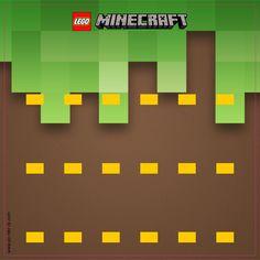 LEGO Minifigures Display Frame - Background 230mm Minecraft - Dirt - Clicca sull'immagine per scaricarla gratuitamente!