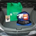 WaterSavers Cold Weather Survival Kit &Tips For Getting Your Car Ready for Winter (plus giveaway)