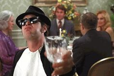 "Are You More Elwood Or Jake From ""The Blues Brothers"". I got Elwood. Movie Gifs, Movie Tv, Movie Quotes, Blues Brothers 2000, Kino Film, Black Sabbath, Comedians, Pink Floyd, Actors & Actresses"